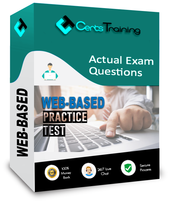 820-605 Web-Based Practice Test